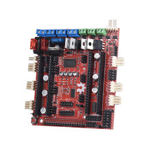 3D Printer Motherboard RAMPS-FD Shield Ramps 1.4 Control Board Compatible for Arduino Due 3D Printer Controller(China)