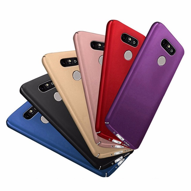 info for 38f04 36d4b US $0.79 24% OFF|Housing For Coque LG G5 Case LG G5 SE Frosted Matte Hard  Protective back cover capa for LG Optimus G5 H850 H840 Phone Case funda-in  ...