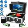 GAMWATER 7 Inch Color Monitor 15M 20M 30M 1000tvl Underwater Fishing Video Camera Kit 6 PCS