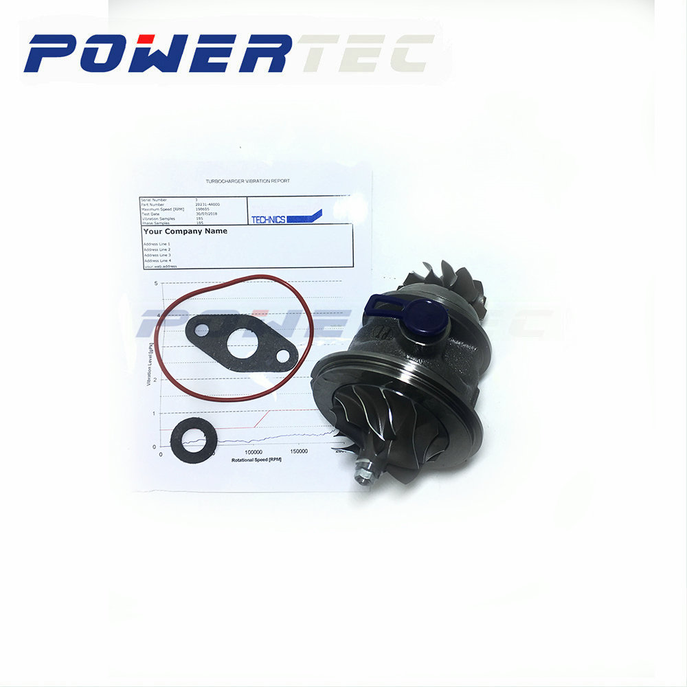 New balanced turbo charger TD03L4-10TK3-F2.7 turbine cartridge CHRA 4959045607 282314A800 10312154 for Hyundai KIA Bongo K2500New balanced turbo charger TD03L4-10TK3-F2.7 turbine cartridge CHRA 4959045607 282314A800 10312154 for Hyundai KIA Bongo K2500