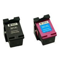 Free Shipping For HP 301 301XL Colour Black Ink Cartridge FOR HP DESKJET 1000 1050 1050A