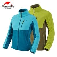Naturehike Outdoor Fleece Jacket Unisex Outdoor Polar Camping Coat Warm Zipper Jacket warm for hiking climbing
