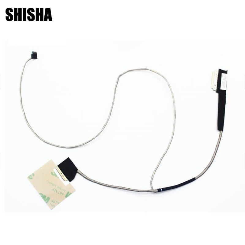 100pcs/lot Shisha Brand New Screen Cable For Lenovo E40-70 B40 N40 B40-30-45-70-80 N40-30-45-70-80 Screen Led Wire Computer & Office
