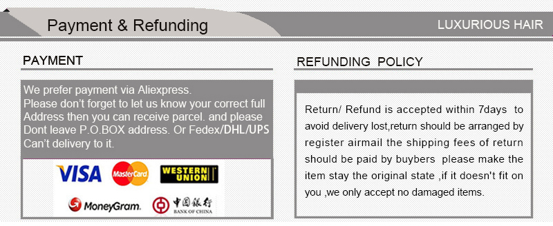 12 payment and refunding