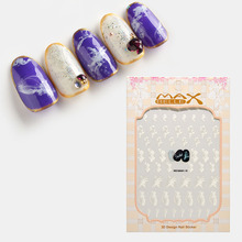 1PC Nail Sticker Smoke Effect Water Transfer Decal Sliders For Nail Art Decoration Tattoo Manicure Tools Tip 1pcs nail sticker butterfly flower water transfer decal sliders for nail art decoration tattoo manicure wraps tools tip jistz508