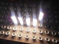 2G7 LED лампа 8 Вт 6 Вт 4 Вт pl свет яркость 2G7 разъем светодиодные лампы 8 Вт заменить свет cfl Бесплатная доставка