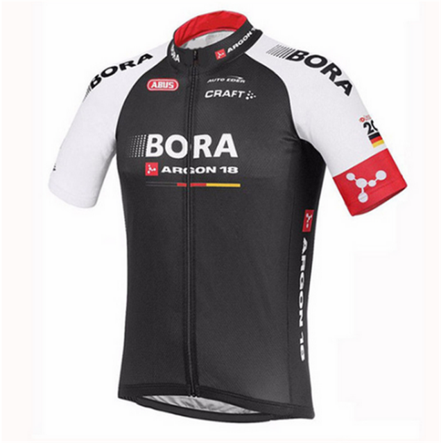 2018 Pro Team New BORA Cycling Jersey Bicycle Short Shirts Summer  Breathable Mountain Bike Bicycle Clothing mtb Maillot 613f9b923