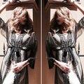 Женщины Кружева Халат Атласное Платье Куколки Женское Белье Банный Халат Пижамы Нижнее Белье Ночное Белье Секси