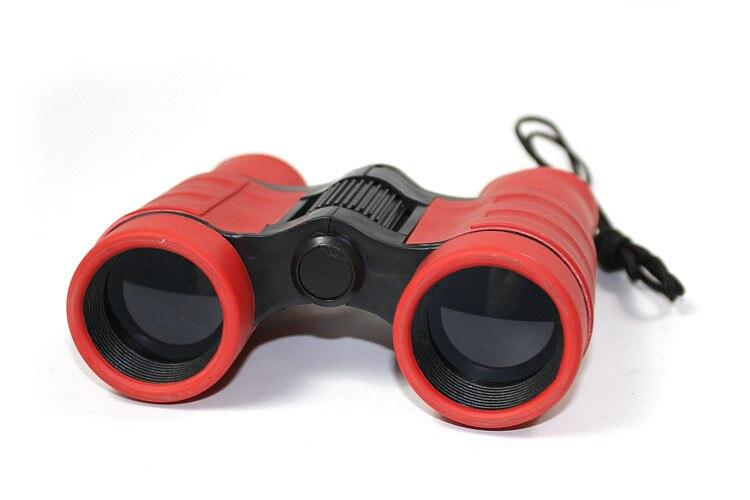 Teile los kunststoff kinder fernglas tasche teleskop