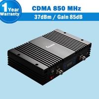 5W Great Power amplifier 85dB GSM CDMA 850 Mobile Phone Signal Repeater with MGC/ALC 2G 3G UMTS 850mhz repetidor de celular S35