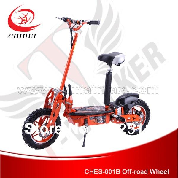 De haute Qualité Pliable 1000 W 36 V Électrique Scooter avec 12