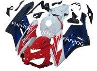L36 Red blue Injection Fairing Kit Bodywork For Honda CBR1000RR CBR 600 RR 2004 2005 CBR 1000RR CBR600 RR 04 05 Fairings Mold