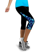 Women 3D Printed Spandex Capris Leggings [13 Styles]
