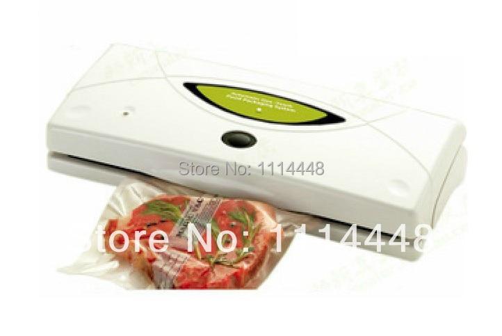 Brand New 2014 Household Vacuum Sealer FoodSaver Food Preserver sealing machine Packing Machine