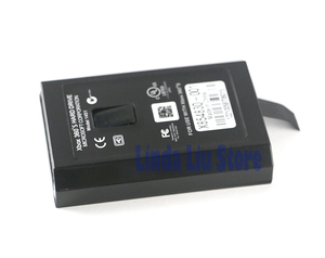Image 3 - ChengChengDianWan high quality HDD case For XBOX360 xbox 360 slim hard drive case HDD case 10pcs/lot