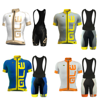 2017 New Ale Variety Of Men Pro Cycling Jersey Ciclismo Ropa Bike Quick Dry Set Bycicle