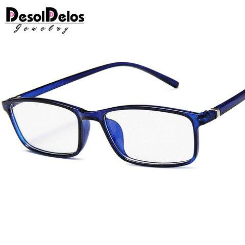 Anti Light Glasses Ray Blue Fashion Anti Blue Fatigue Protection Blocking Goggles Eye Square Radiation Computer 2019 New Lahore