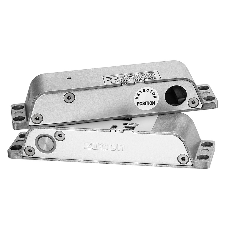 safe electric bolt lock with timer and signal output can be used wtih access control system 12v 5 wire electric bolt lock electric drop bolt lock with bolt status detection output fail safe fail scure