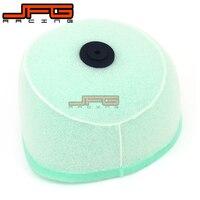 New Dual Foam Air Filter Cleaner For YAMAHA YZ125 YZ250 WR250F YZ250F WR400F YZ400F WR426F YZ426F