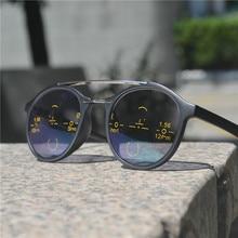 6f0f345d7 Mincl/anti-uv-reflexivo progressiva multifocal óculos transição sol  fotocromáticas óculos de leitura mulheres ver perto longe di.