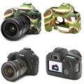 Nice Soft Silicone Rubber Camera Protective Body Cover Case Skin For Canon EOS 6D Camera Bag