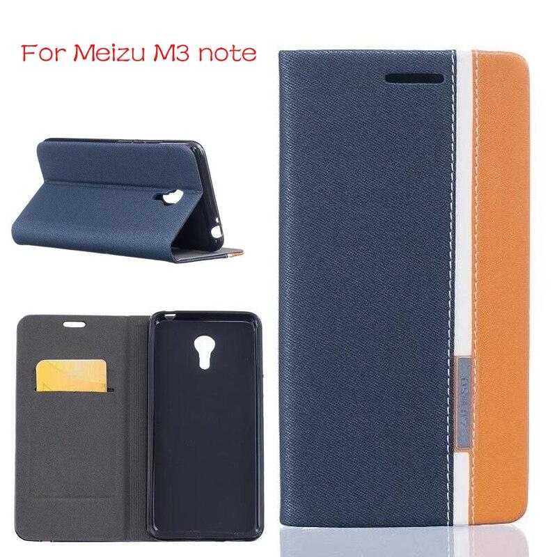"""Diyabei чехол для Meizu M3 Note кожаный Чехол для Meizu M3 Note meilan Примечание 3 5.5 """"случае карты держатель кошелек Сумки"""