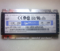 Free Shipping VI-25L-CU DC/DC: 110V-28V-200W  Can directly buy or contact the seller
