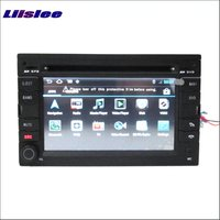 Liislee For Fiat Scudo / For Toyota ProAce 2007~2016 Car Radio CD DVD Player Audio Stereo GPS Nav Navigation Android S160 System