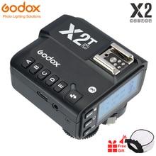 Godox X2T C X2T N X2T S X2T F X2T O TTL 1/8000s HSS bezprzewodowy wyzwalacz lampy błyskowej nadajnik dla Sony Canon Nikon Fuji produktu firmy Olympus