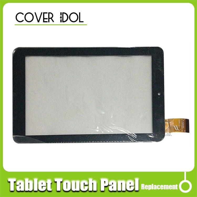 20pcs lot 7 inch Touch Screen Panel Digitizer Glass Sensor For TEXET TM 7056 FPC TP070255
