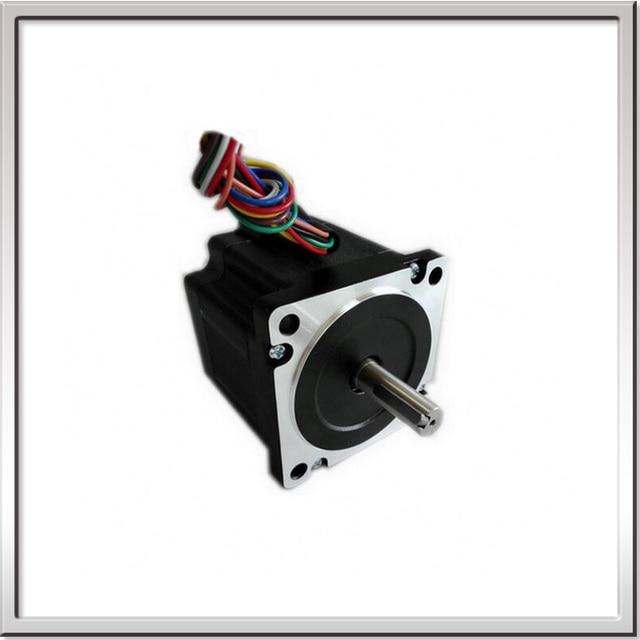 1,8 Grad 86mm NEMA34 Closed loop 2 phase 8 draht hybrid schrittmotor ...