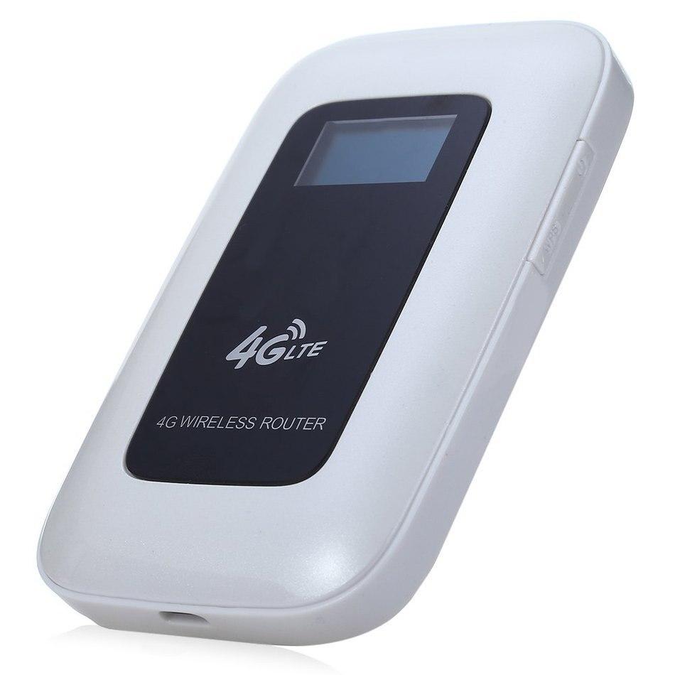 Prix pour K7 Portable WIFI Hotspot Mobile 150 Mbps 100 Mbps 4G LTE Routeur Wifi soutien 3G USB WIFI Modem avec fente pour Carte SIM