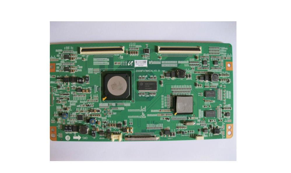 2009FA7M4C4LV0.9 LCD Board Logic Board For Connect With LTF400HF04 LTF550HF04-A03 LTF460HF08  T-CON Connect Board