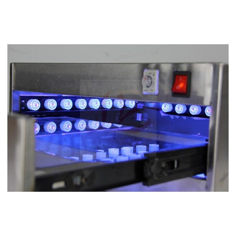 Купить с кэшбэком Hot drawer design LY UV curing LED box 84W 118W 110V 220V factory supply OEM ODM support