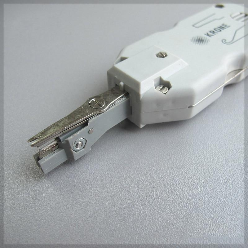 Cortador de alambre de corona krone clásico Cable de red Alicates - Equipo de red - foto 5