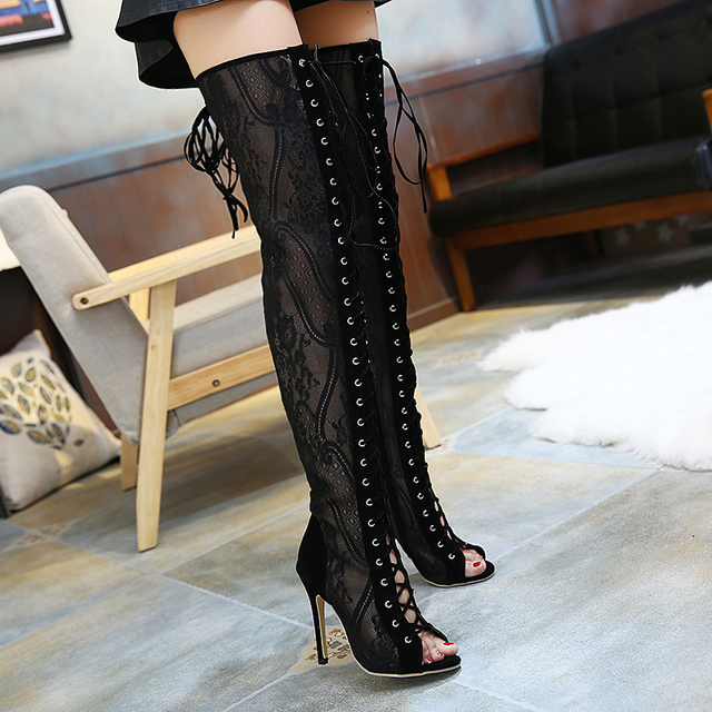 a356bff4ccd Thigh High Pumps – Fashion dresses