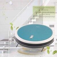 Низкая Шум интеллектуальные электрические пылесос автоматической очистки Sweeper пол Mute подметальная машина бытовой химии ЕС Plug