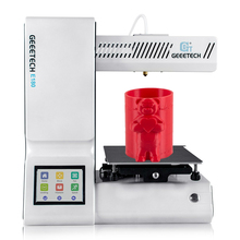 Geeetech E180 Open Source 3D Printer Wifi Connectivity Full Color Touch Screen Break-Resuming Capability Mini 3d printers