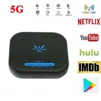G7 Google Chromecast 5G TV Stick WiFi Display Dongle HD Digital HDMI Miracast Media Video TV Dongle For IOS Android Chromecast 3