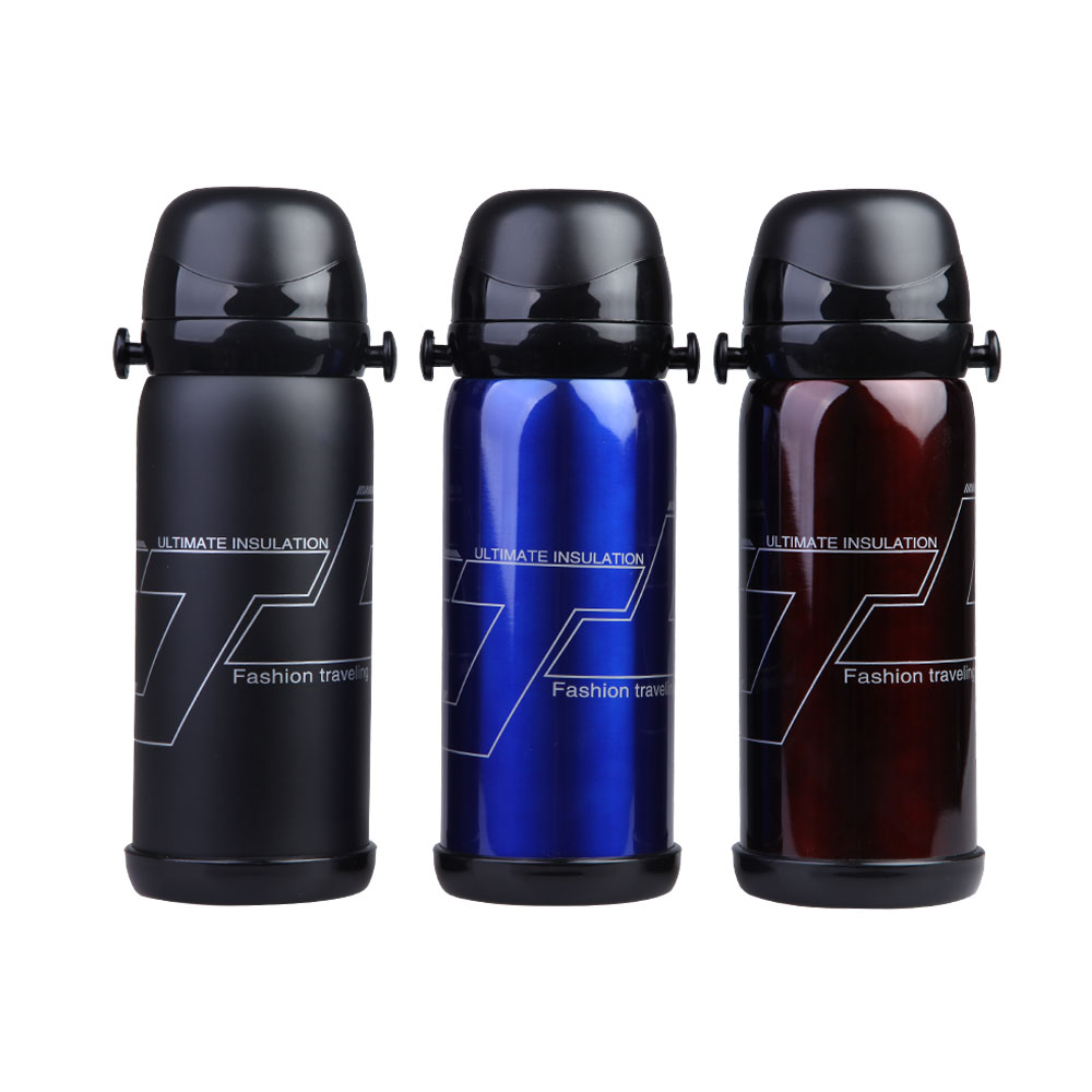High Quality 800ml Vacuum Insulated Drink Bottle Sports Bottle Stainless Steel For Camping Climbing Outdoor Bottle