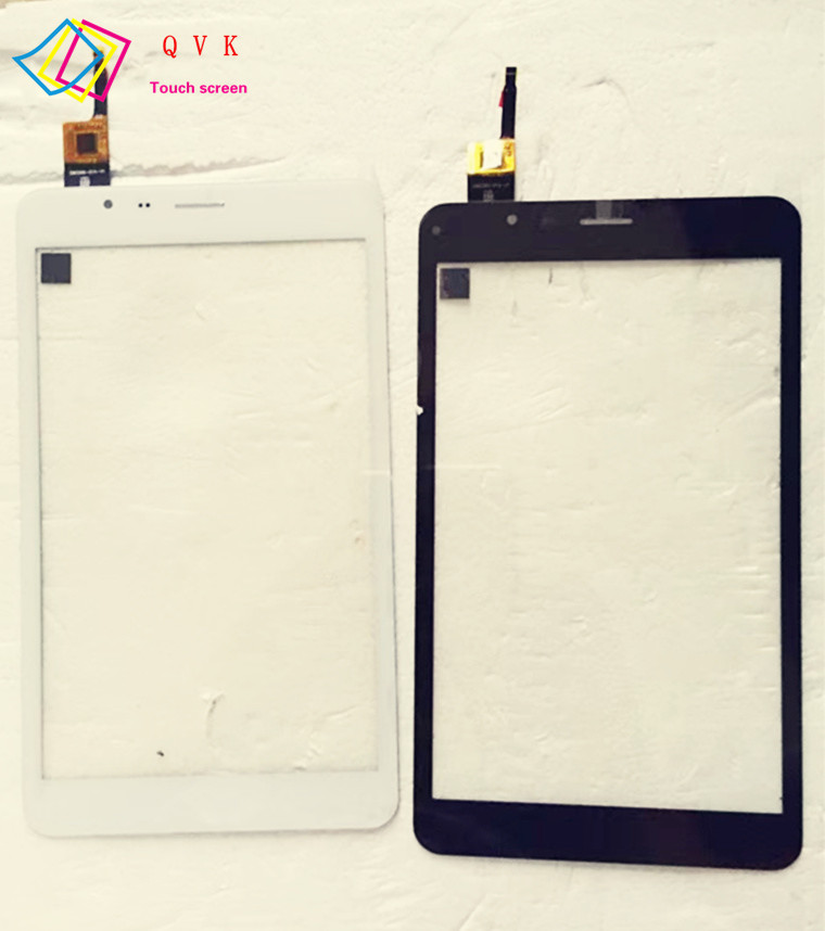 Only White 8 inch for Dexp Ursus 8EV 3g tablet pc capacitive touch screen glass digitizer panel $ a tested new touch screen panel digitizer glass sensor replacement 7 inch dexp ursus a370 3g tablet