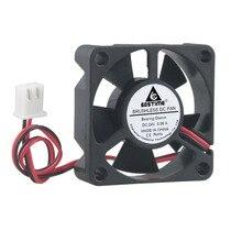 Gdstime 2 pcs Cooling Fan DC 24V 2Pin Small Brushless Cooling Cooler 35mm 35x10mm 3.5cm 3510