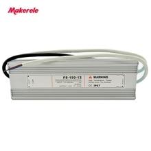 150w stable output waterproof LED switching model power supply 5V 12V 15V 24V 36V 48V low temp light weight street led