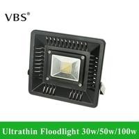 קטן LED מקרני 30 W 50 W 100 W רפלקטור Led מבול אור הזרקורים AC 200-240 V עמיד למים מנורה חיצונית