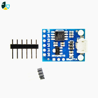 FJS 86 10PCS ATTINY85 Module Digispark Kickstarter Micro Development Board For Arduino Usb