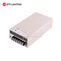 5V 100A 500W AC to DC Switch Power Supply Transformer for LED Strip Light 5V WS2812B WS2811 WS2801 LPD8806 110/240V