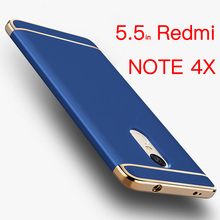 64gb 4X For Xiaomi Redmi Note 4X Case Redmi Note 4X Cover Bumper 3in1 Luxury Back Hard Accessories Redmi Note 4 Pro Coque Bling longer белый redmi note 4x