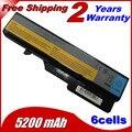 Bateria do portátil para Lenovo G460 G560 G565 G465 G470 G475 G570 G575 G770 Z460 L09M6Y02 L10M6F21 L09S6Y02 L09L6Y02