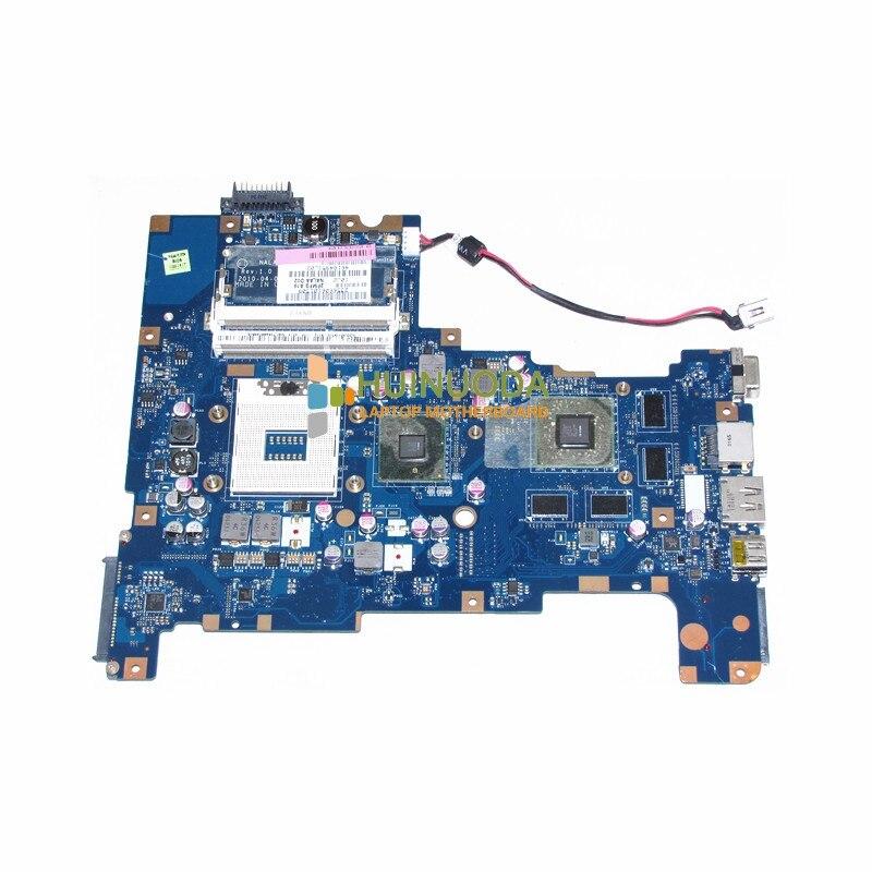 NOKOTION NALAA LA-6042P Rev 1.0 MB K000103790 For toshiba satellite L670 L675 laptop motherboard HM55 ATI HD5650M graphics nokotion pt10an dsc mb rev 2 1 laptop motherboard for toshiba satellite c50 c50d em2100 cpu amd 216 0841000 ddr3 mainboard