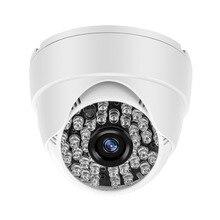 YiiSPO AHD 720P 1080P IR Мини купольная камера 1 МП 2 Мп 3 Мп 4 МП AHD камера для помещений IR CUT 48 светодиодов ночного видения